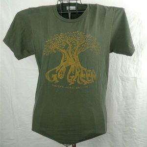 Disney Parks Animal Kingdom | GO GREEN Shirt